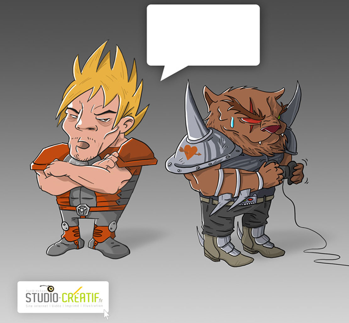 Lars-Armor-king-studio-creatif-eyewideopen-illustration-site-internet-webdesign-graphisme-video-illustration