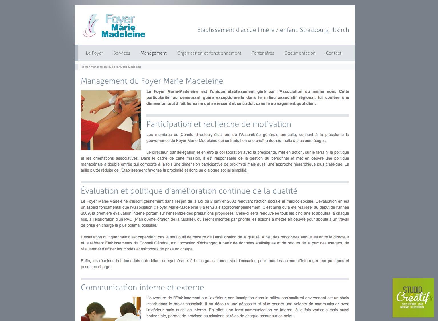 foyer-marie-madeleine-page-management-brumath site internet