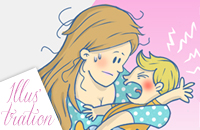 illustrateur brumath-ilustration-enfant-maman