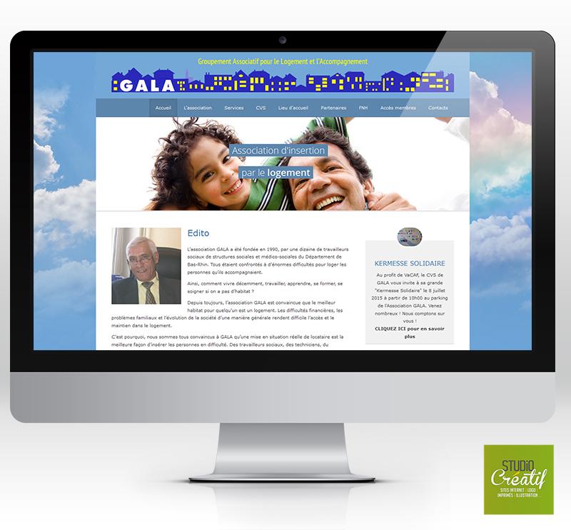 création site internet association strasbourg