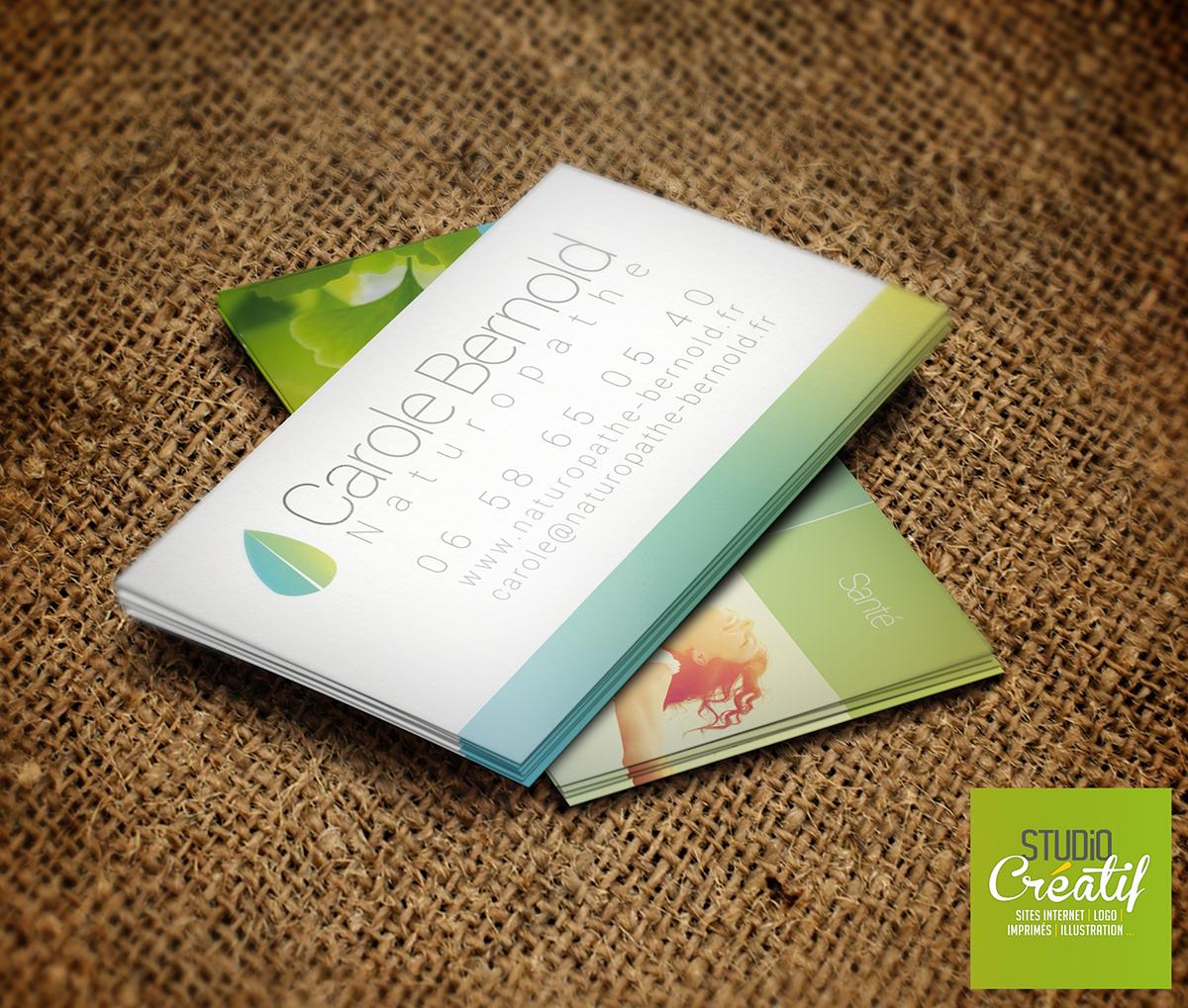 naturopathe-cartes-visite