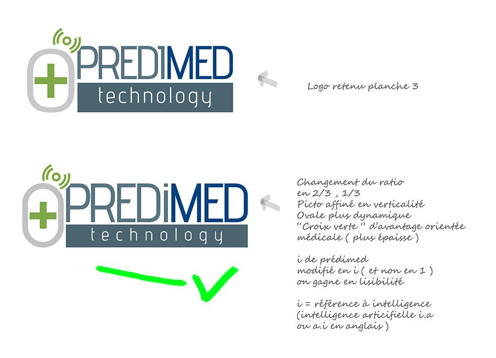 Création logo médical