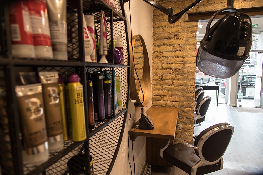 Salon de coiffure La Place Strasbourg femme