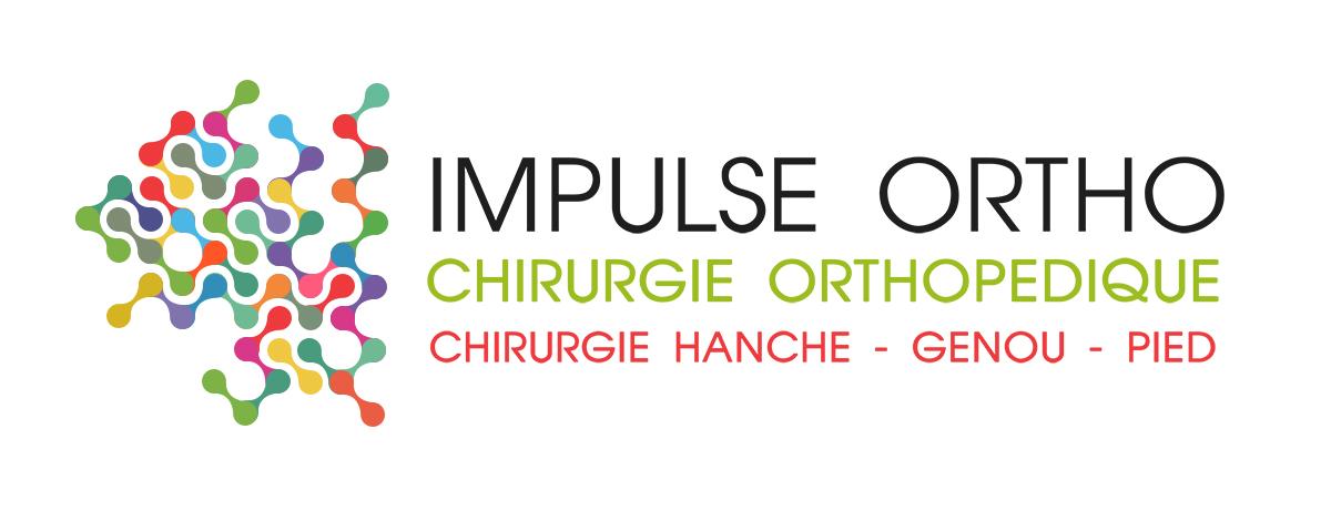 impulse ortho chirurgiens logo